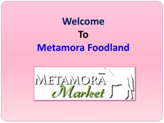 Online  Store for Health and Beauty Products in Metamora