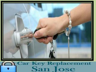 Mobile Locksmith San Jose