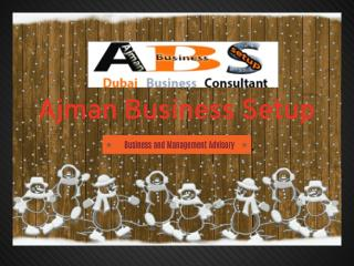 Ajman Business Setup