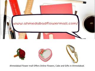 Ahmedabad Flowers Mall - Gifts , Flowers , Cake