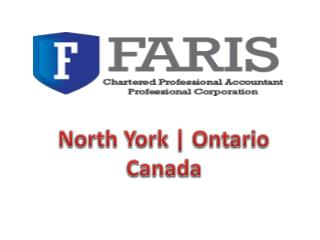 Learn About Faris CPA Canada