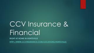 CCV Insurance & Financial