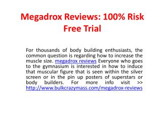 http://www.bulkcrazymass.com/megadrox-reviews