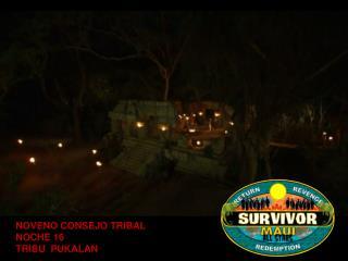 Survivor Maui Consejo 9