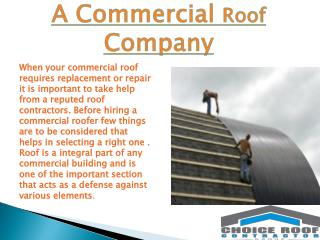 Roofing Tools and Equipment List