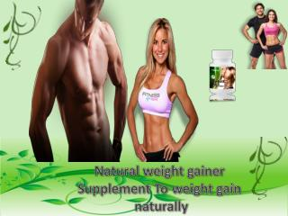 Herbal Weight Gain