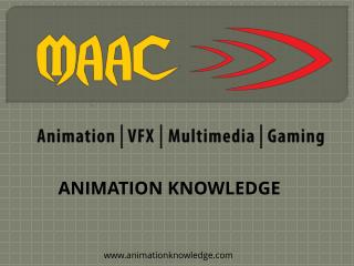 Maac Animation Institutes in Delhi For Successful Carrier