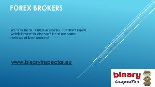 Top EU brokers