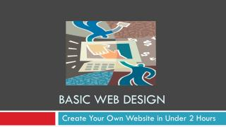Basic Web Design: How to Use WordPress to Build Your Business Website