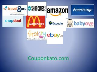 couponkato :latest coupon, promotional coupon, deal and offe