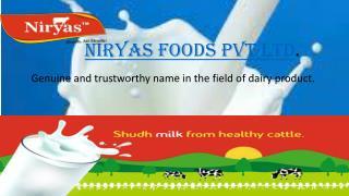 Niryas foods pvt ltd