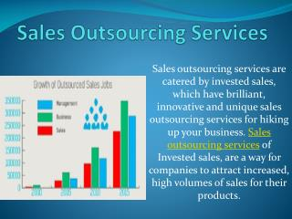 Sales Outsourcing Servicesc