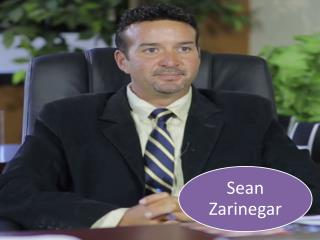 Sean Zarinegar
