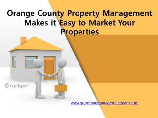 Orange County Property Management