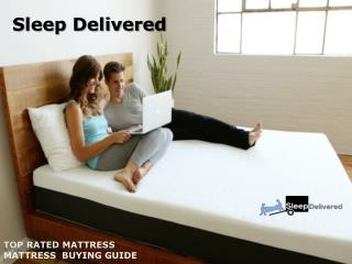 Top  Rated Mattress Reviews & Buying Guide