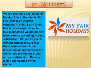Tour And Travel Company Delhi