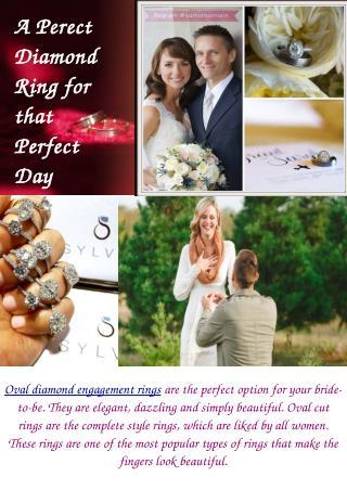 Stunning Oval Diamond Proposal Ring Settings