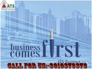 Ats Bouquet Commercial Business Space Noida Expressway