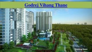 Godrej Vihang Thane Mumbai