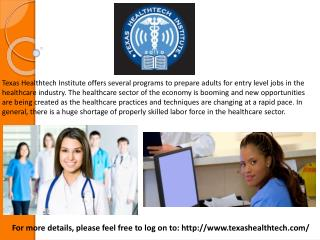 Health industry approved training Silsbee