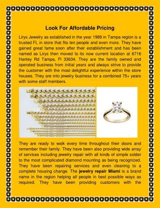 Liry's Jewelry