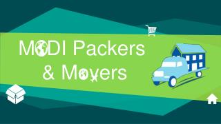 Modi Packers & Movers Services in ur city