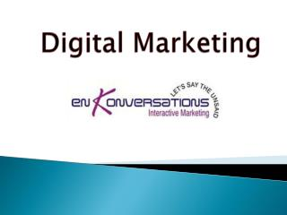 Digital Marketing Mumbai | Enkonversations