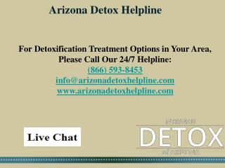 Arizona Detox Helpline