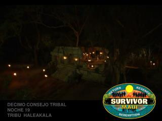 Survivor Maui Consejo 10