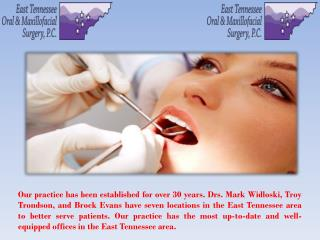 Difficult Stage of Wisdom Tooth Extraction in Maryville