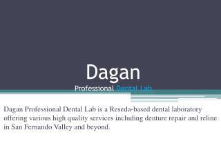 Dental laboratory reseda
