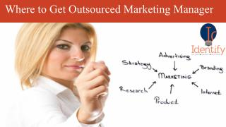 Outsourced Marketing Management