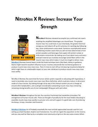 http://www.topwellnesspro.com/nitronos-x-review/