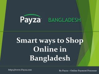 Choosing The Ultimate Virtual Store To Shop In Bangladesh