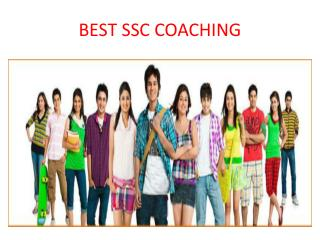 Best SSC Coaching in Delhi | SSC Coaching in Delhi @ Excelssc