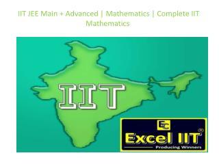 Best IIT Coaching in Delhi | IIT Coaching Delhi @ ExcelIIT