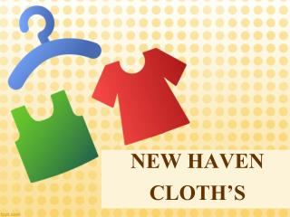New Haven Cloths