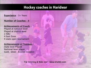 Find best professional coaches in Haridwar online