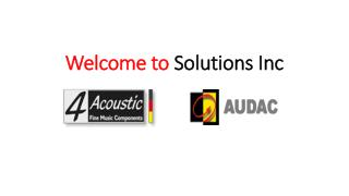 welcome solution inc