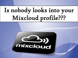 Buy Mixcloud Followers- Buysoundcloudlikes