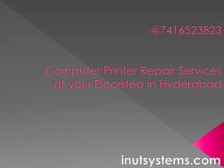professional computer printer repair services in hyderabad