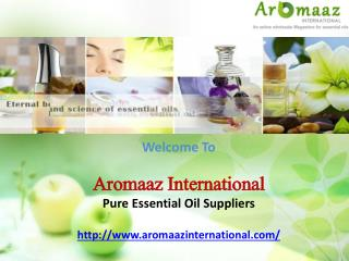 Natural Cosmetic Butters at Aromaazinternational.com