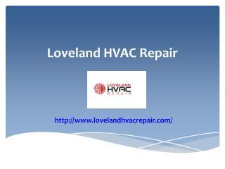 Loveland HVAC Repair