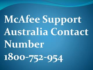 Install McAfee Antivirus On Your Computer With The Help Of McAfee Support Number Australia