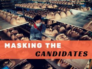 Masking the candidates