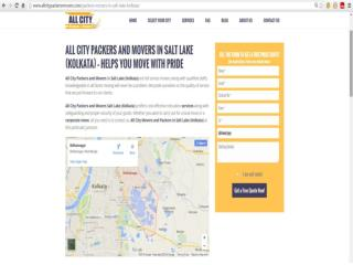 Packers and Movers in Salt Lake (Kolkata)-All City Packers & M®