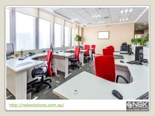 commercial interior design & office alteration in Sydney.