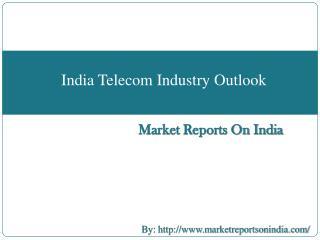 India Telecom Industry