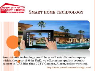 Security System Dubai
