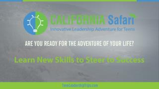 New Skills to Steer to Success | Stanford University Tour